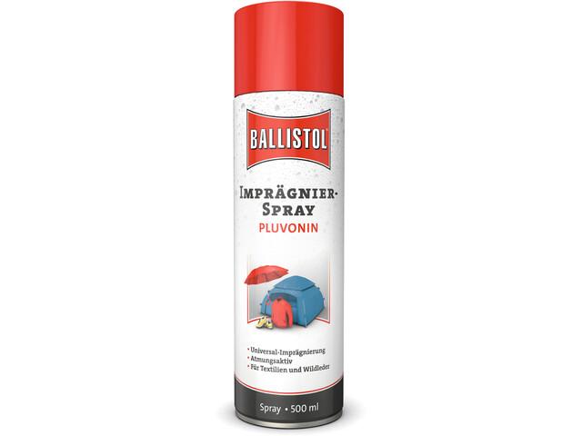Ballistol Pluvonin Impregnación Universal 500ml